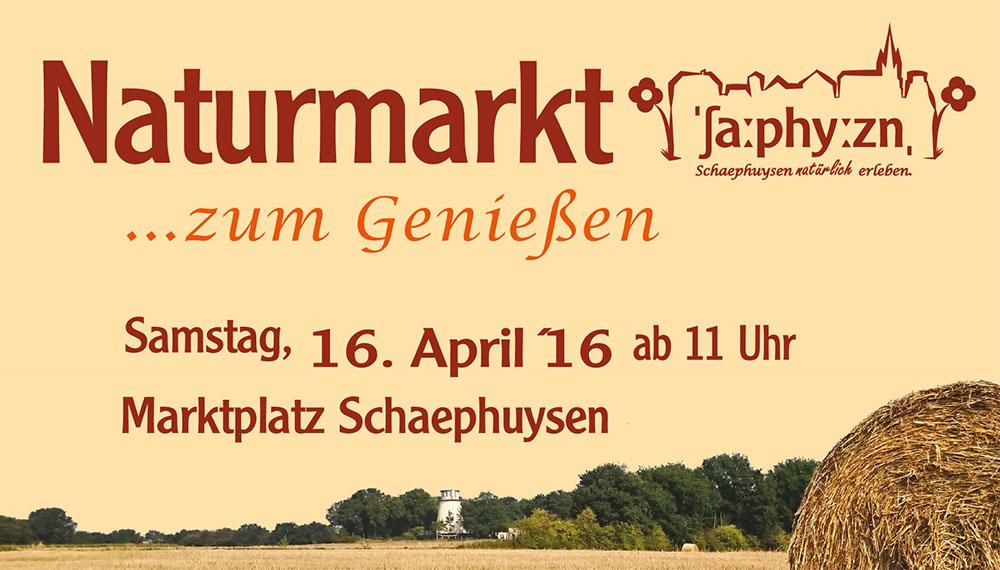 Titelbild Naturmarkt #1