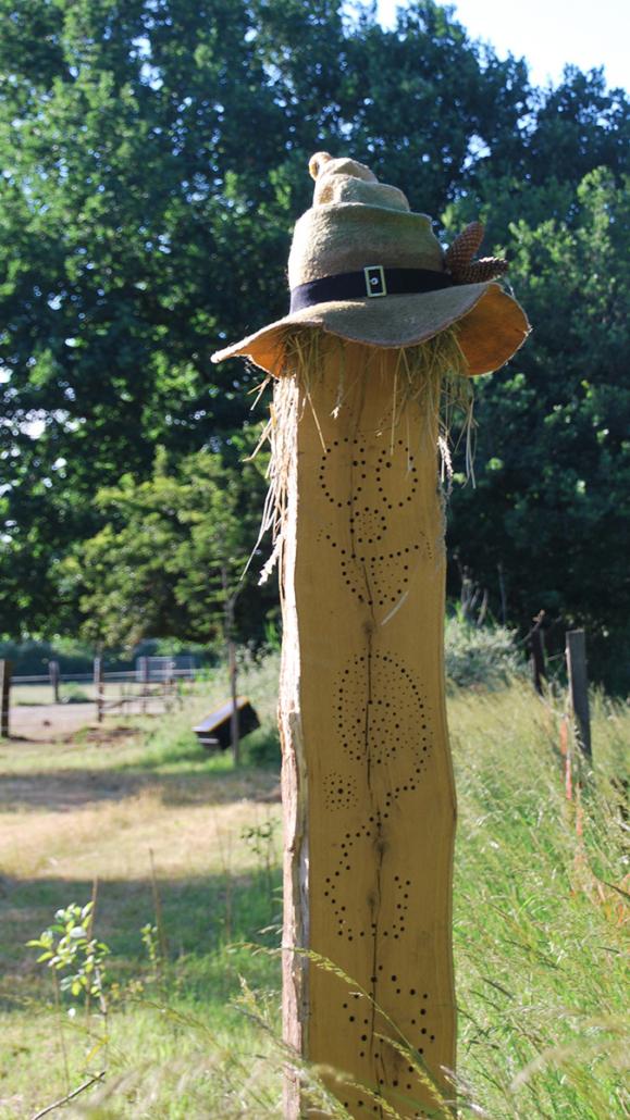Stele #101 am Landwehrbach